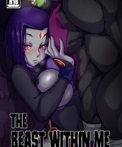 Jovens Titans Hentai: Ravena sendo fodida pela Besta
