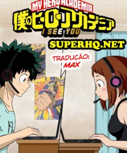 Boku No Hero – Encontro virtual