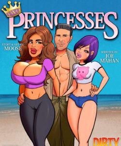 Princess: Na ilha com as gostosas
