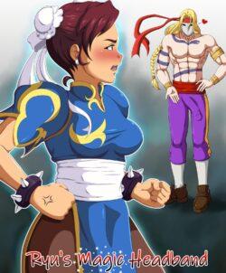 Street Fighter Hentai: O artista tarado